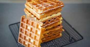 wafles recipe