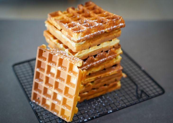 wafles recipe