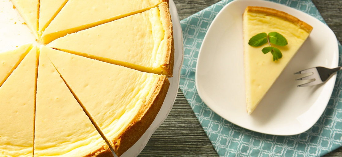recette cheese cake