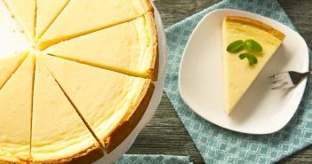 perfect cheesecake