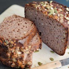 recette pain maison farine chataigne