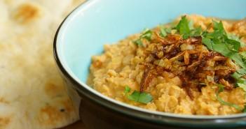 curry de lentilles dhal cuisine indienne