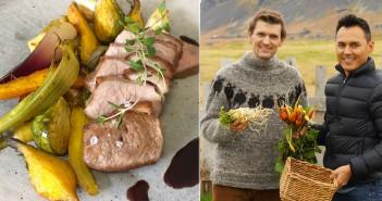 Agneau islandais hervé cuisine