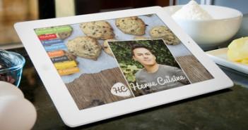 application ipad herve cuisine
