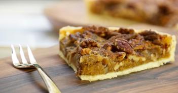 tarte aux noix de pécan Herve Cuisine