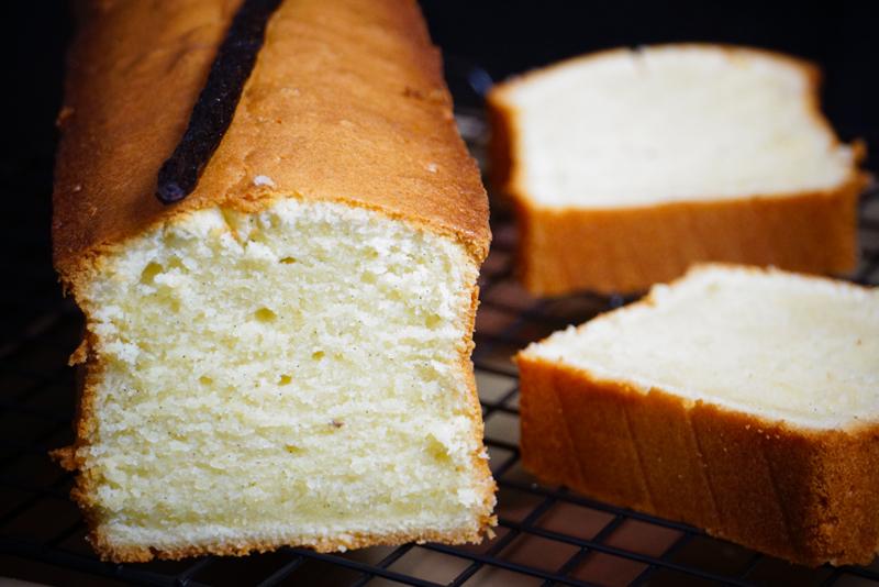recette cake vanille facile hervé cuisine