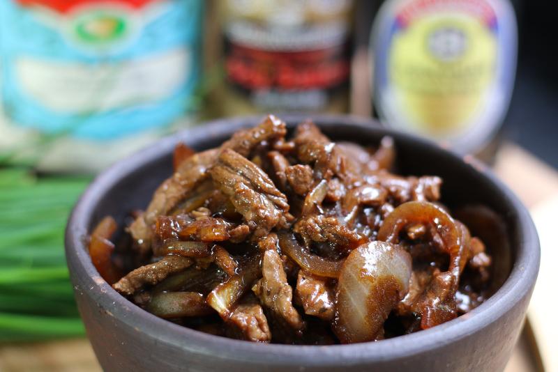 Boeuf Saute Aux Oignons Recette Chinoise