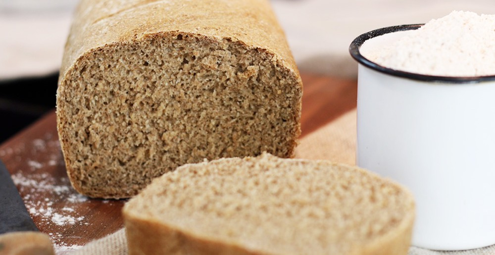 Pain complet riche en fibres : recette santé maison