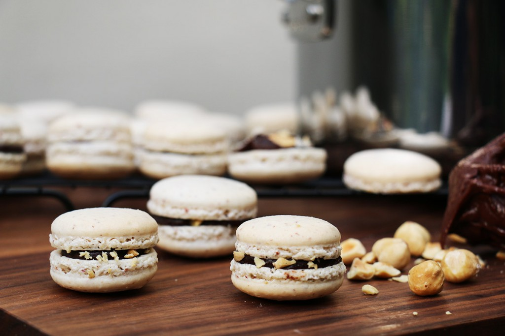 Recette Des Macarons Au Chocolat En Video