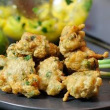 recette des accras de crevette