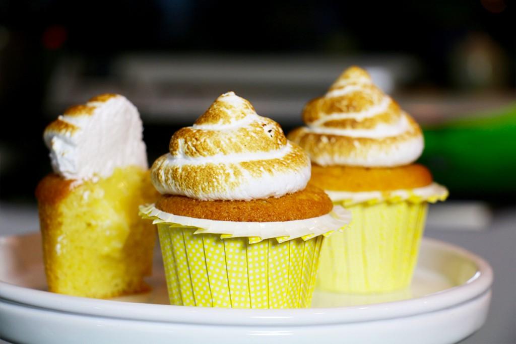 Cupcakes Citron Meringues Faciles Et Moelleux Hervecuisine Com