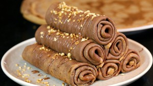 recette crepes nutella