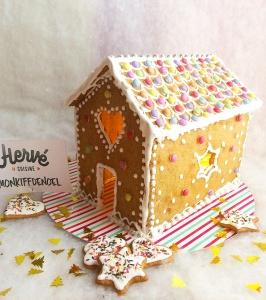 Ma petite maison en pain d'épices