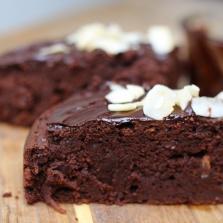 gateau chocolat sans oeufs