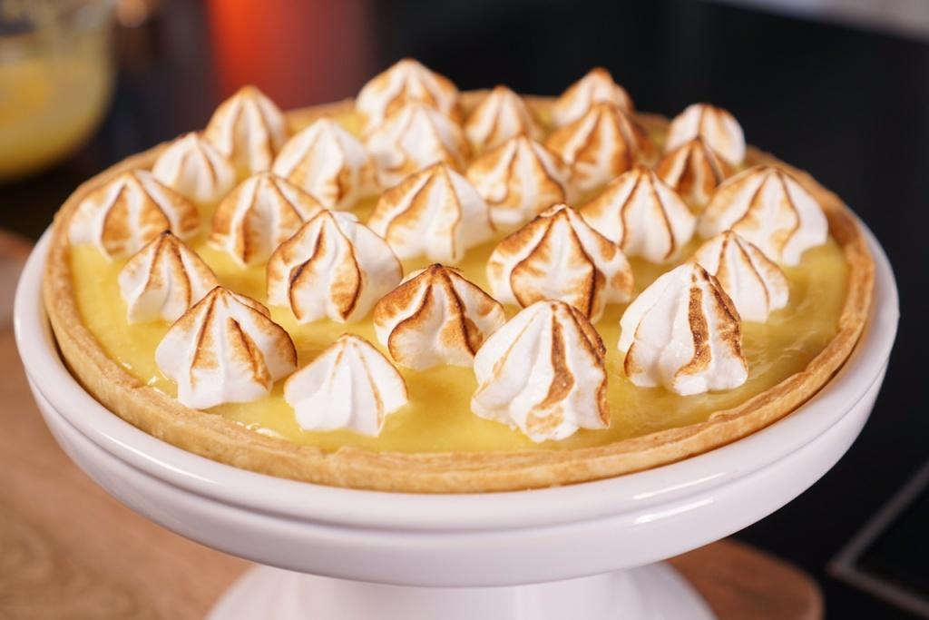 Recette tarte au citron facile