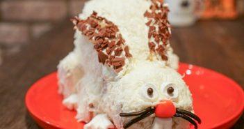 recette gateau lapin paques