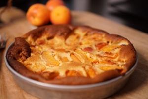 recette clafoutis abricots