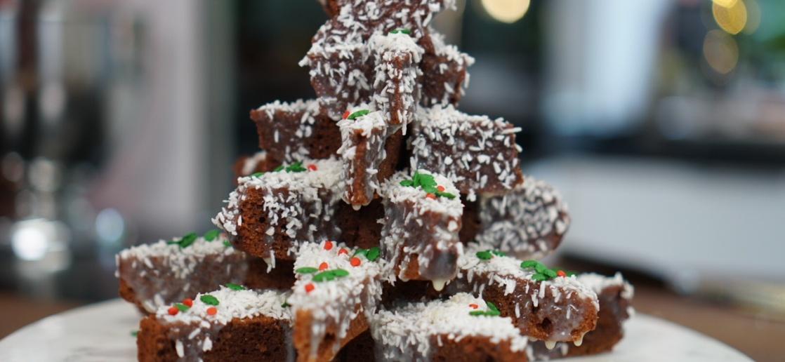 recette gateau chocolat sapin de noel