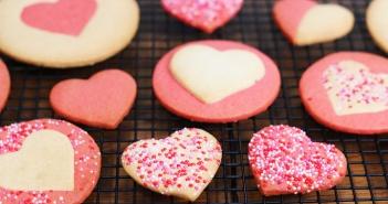 recette cookies coeur