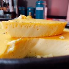 recette crème aux oeufs light