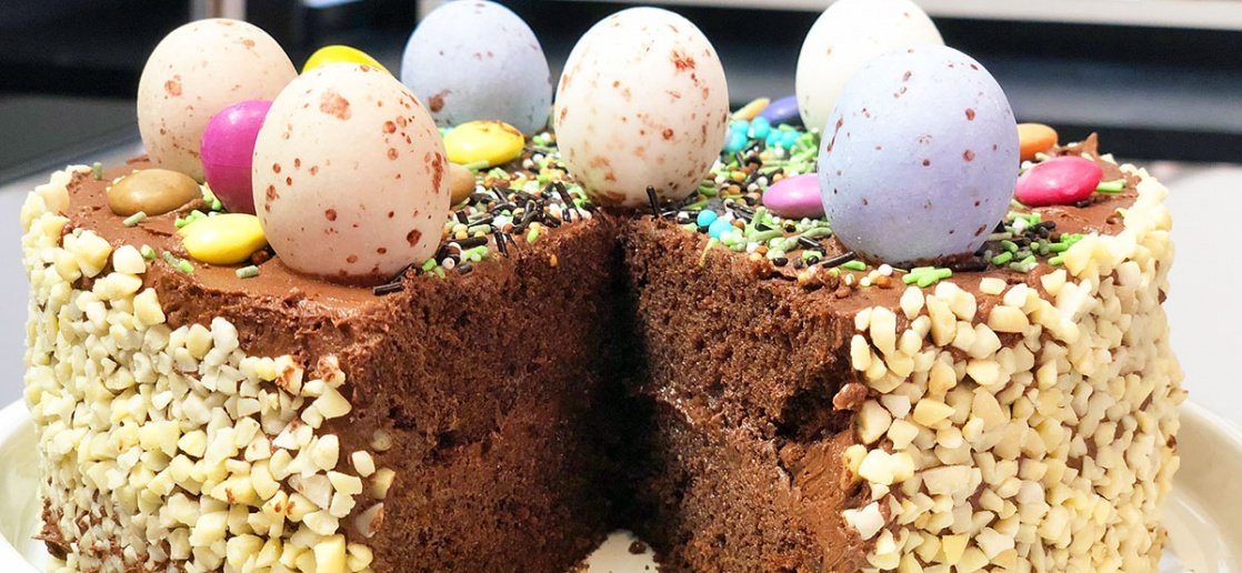 recette gateau chocolat paques