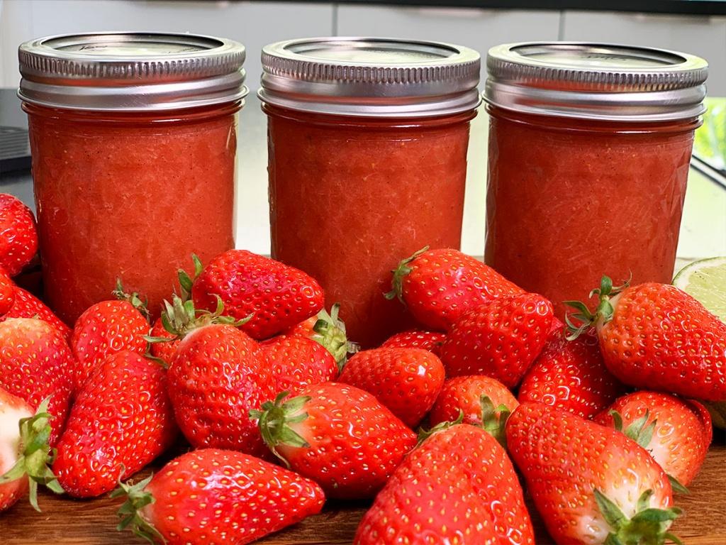 recette-confit-fraises