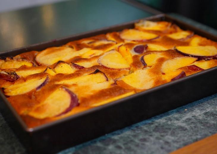 recette-clafoutis-peches