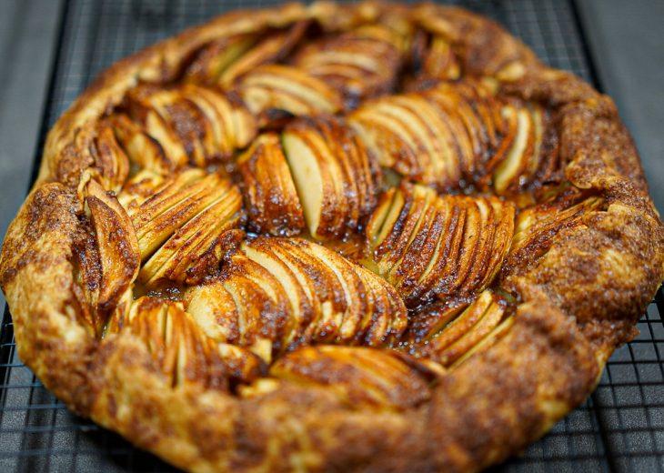 recette tarte aux pommes maison