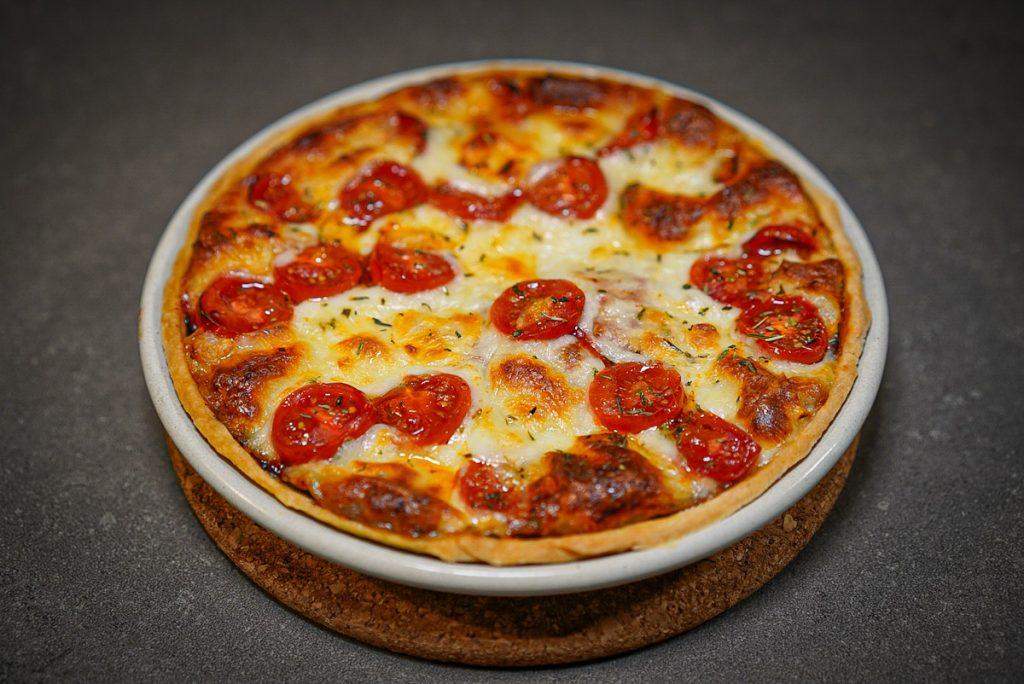 recette tarte pizza