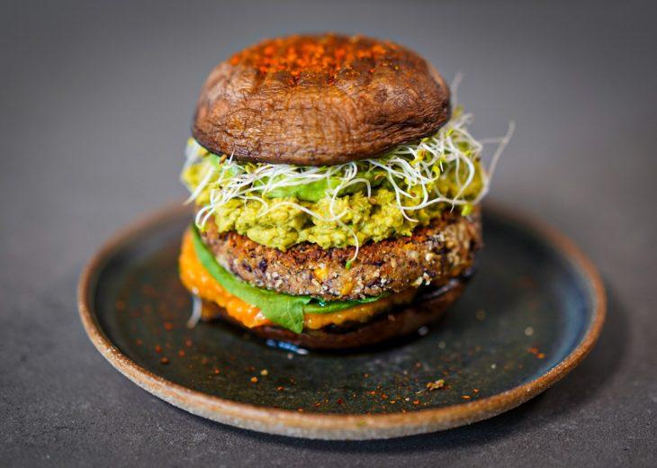 Recette burger vegan