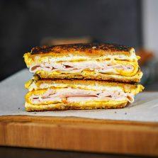 recette breakfast sandwich
