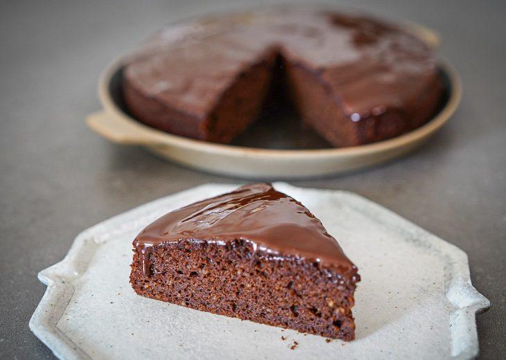 recette gateau chocolat sans beurre
