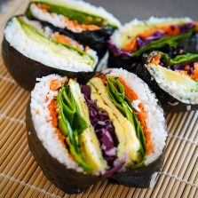 recette onigirazu sandwich japonais maki