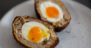 recette scotch eggs