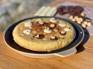 recette cookie a la poele