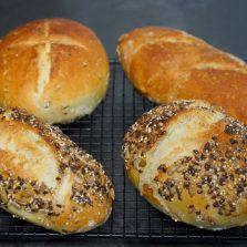 recette pain maison sans robot