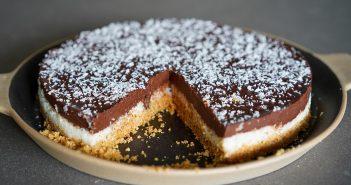 recette tarte bounty
