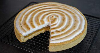 recette tarte citron meringuee vegan