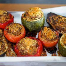 recette legumes farcis veau