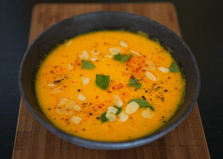 recette soupe melon