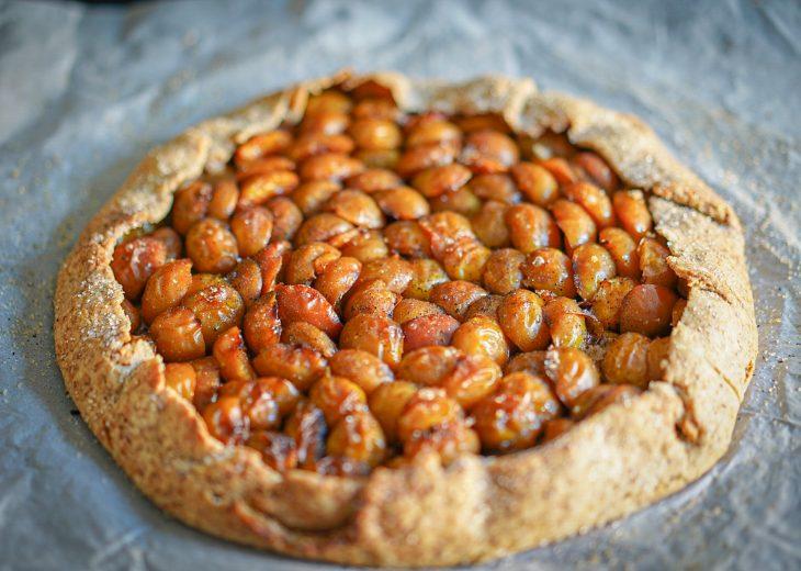 recette tarte aux mirabelles