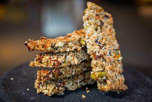 barres de cereales maison