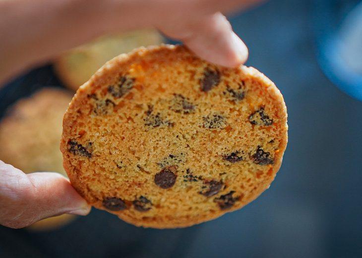 recette cookies farine de riz