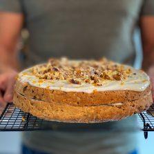 recette panais cake herve cuisine