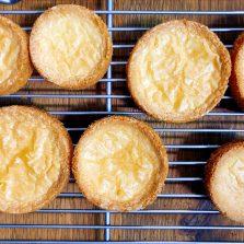 recette sablés bretons