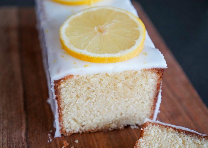recette cake au citron fondant