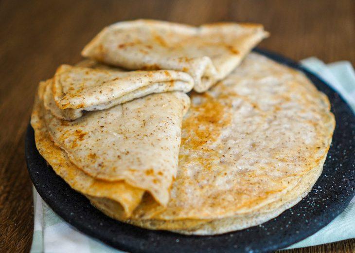 recette crepes sans lactose et sans oeufs
