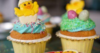 cupcakes paques recette