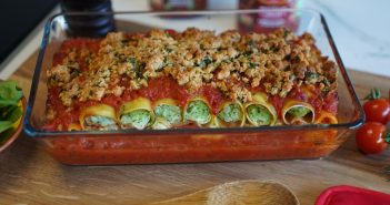 Cannelloni sauce tomate Mutti