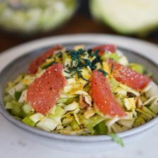 salade detox coupe faim pleine de vitamines